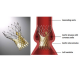 Transcatheter Aortic Valve Replacement (TAVR) CoreValve Device