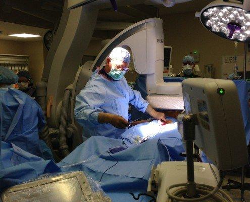 Cardiologist Dr. Steven K. Rowe